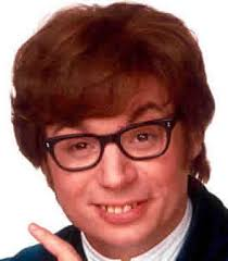 English People: austin powers