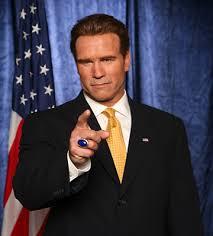 Arnold Schwarzenegger's