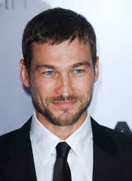 Andy Whitfield who is starring