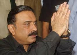 Asif Ali Zardari Elected New