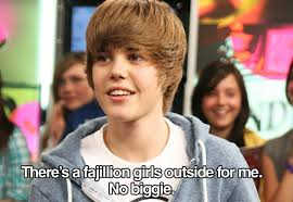 Justin Bieber Is A Disguised