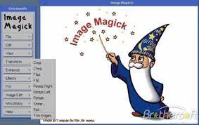 Download ImageMagick, ImageMagick 6.5.4-2 Download