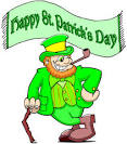 St. Patrick's Day celebrations