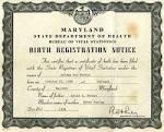 The Obama birth certificate,