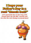 for a Father's Day card