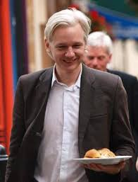 WikiLeaks founder defends