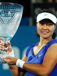 Chinese trailblazer Li Na
