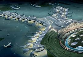 Abu Dhabi airport's new