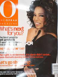 Oprah Magazine, September 2005
